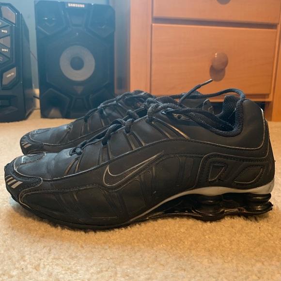 6164563d786bb7 Nike Men s Nike Shox NZ Shoes. M 5c0ed4842e14780f99e58aba
